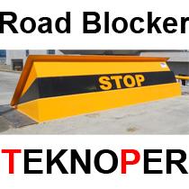 Teleskopik Road Blocker