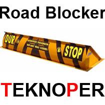Güvenlik Duvarı – Yol Bloğu – Road Blocker